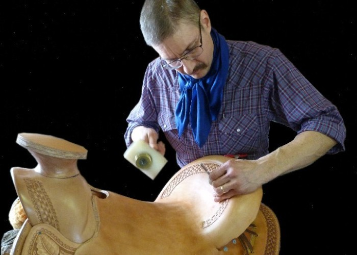 VR Saddlery: Custom Hand Made Western Saddles